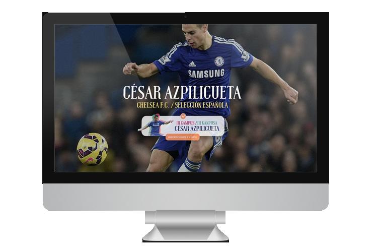 Web Azpilicueta