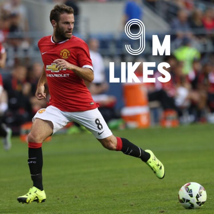 Juan Mata, Sexto Jugador Español Con Más Seguidores En Facebook