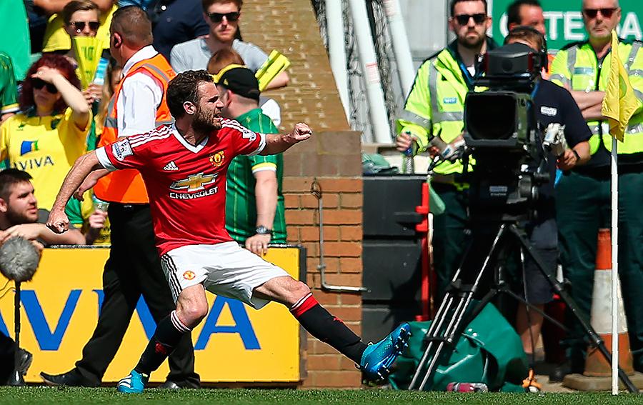 Juan Mata: Números De Eurocopa