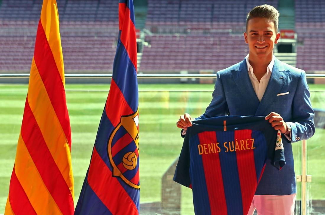 """Denis: """"Mi Sueño Siempre Ha Sido Triunfar En El Barça"""""""