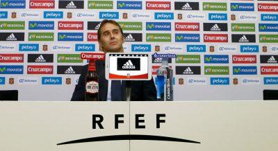 """Lopetegui: """"Pienso En Ganar Y En Cumplir Objetivos Con La Selección"""""""
