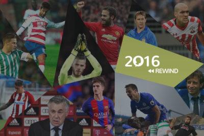 Intenso Y Emocionante Año 2016 En ImagoSport