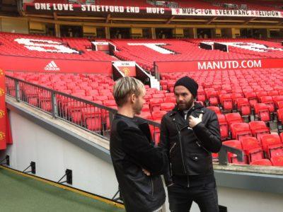 Una Colaboración Muy Productiva Con El Manchester United