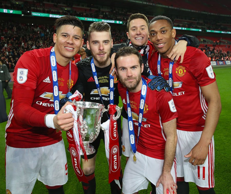 ImagoSport En La Final De La EFL Cup En Wembley