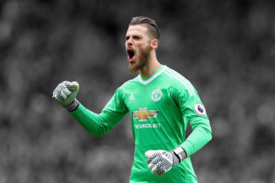 De Gea Entra En El Club De Las 100 'clean Sheets'