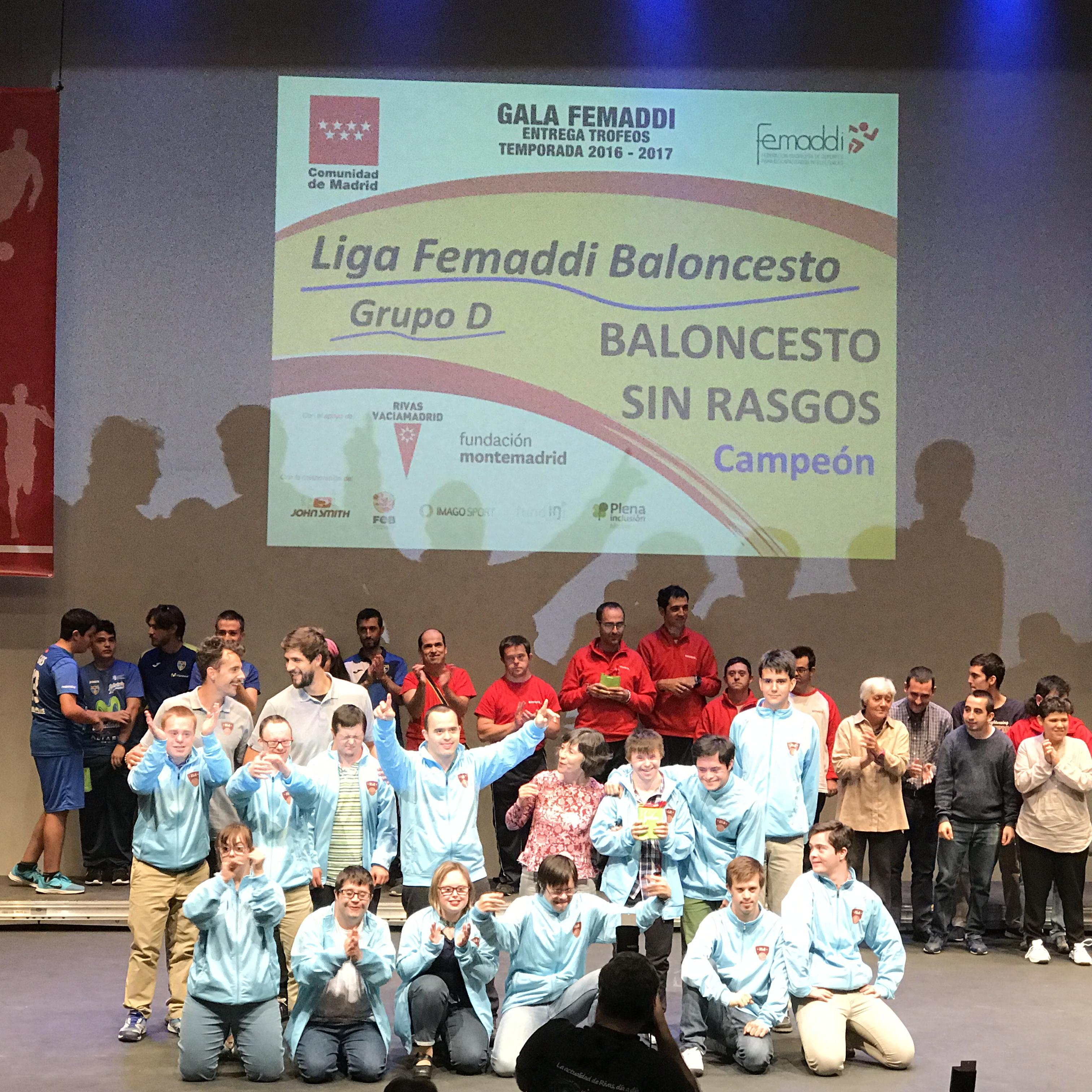Imagosport, Colaborador En La Gala Anual De Femaddi
