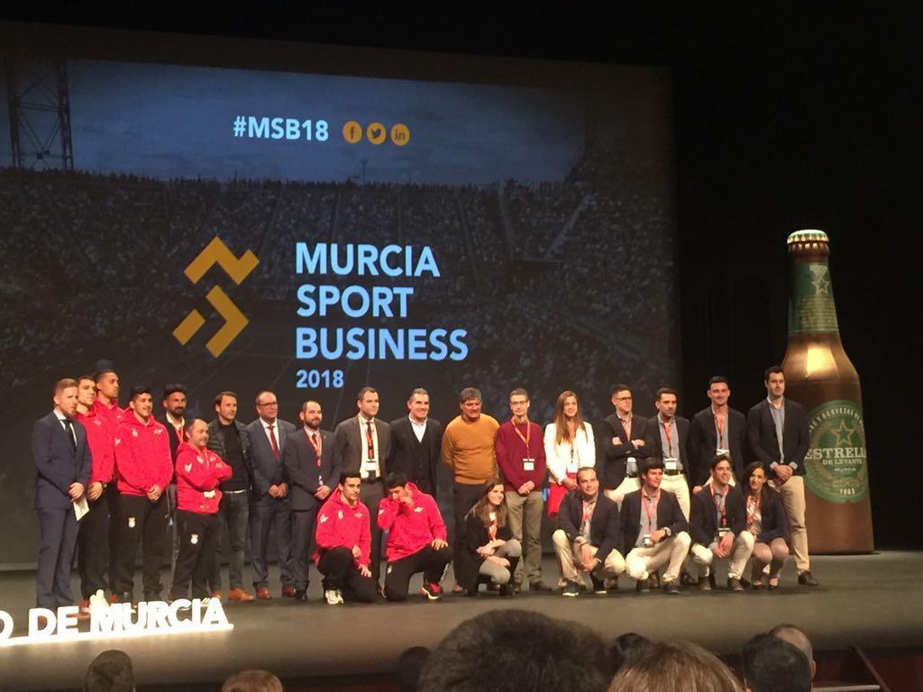 Imagosport, Ponente En El Primer Congreso Murcia Sport&Business